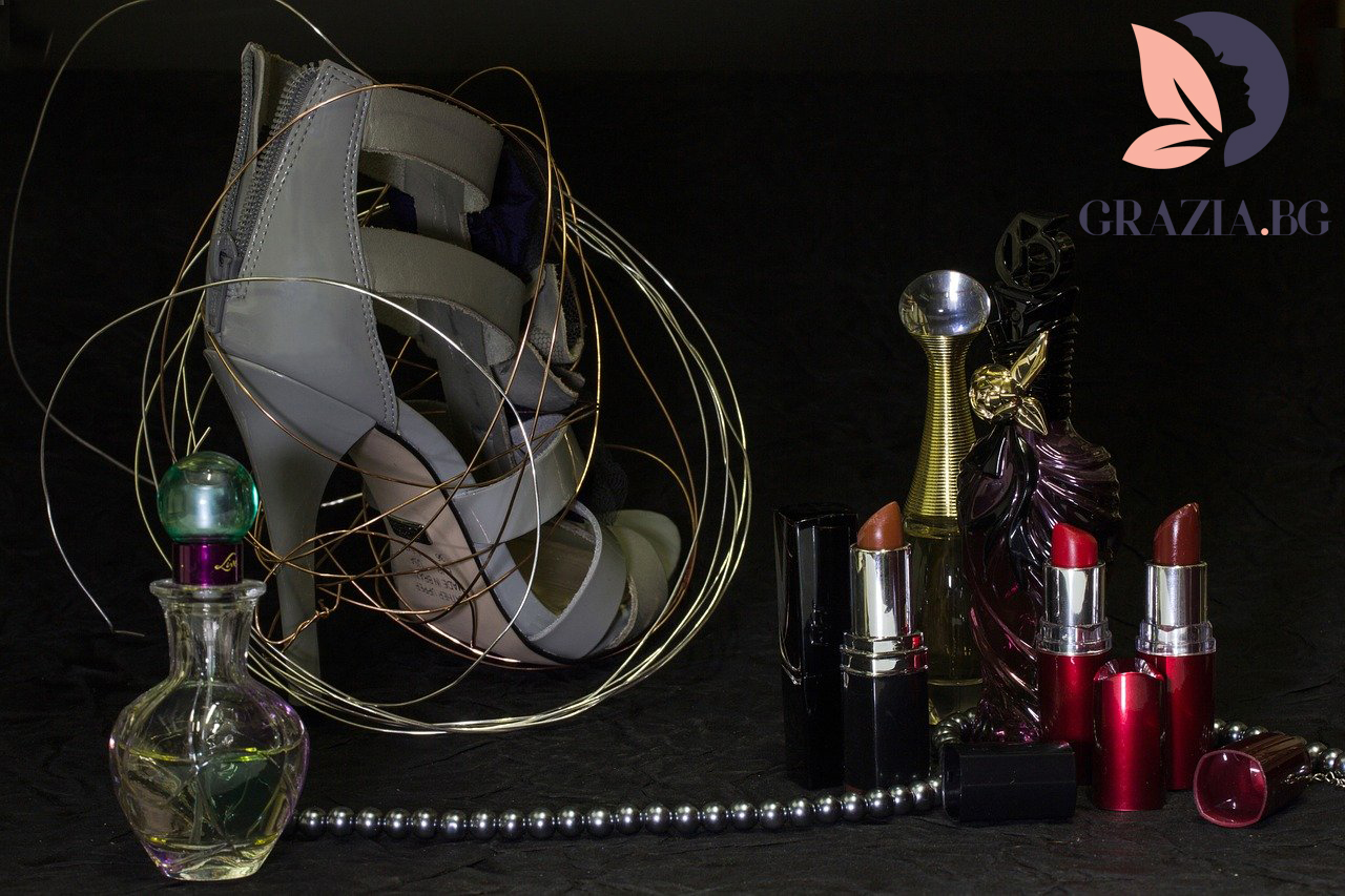 Изтънчени парфюми и невероятна козметика откриваме на страниците на Grazia.bg